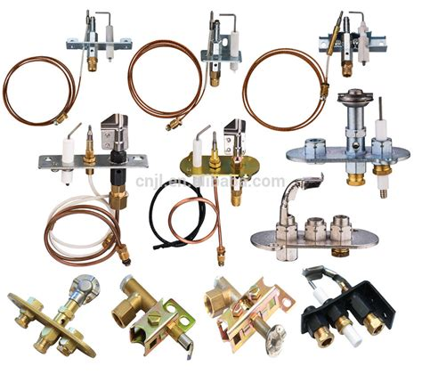 types of gas fireplace burners gas pilot burner in gas fireplace gas pilot assembly buy