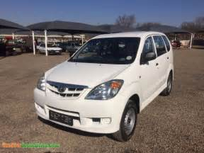 Used Toyota Avanza For Sale In South Africa 2010 Toyota Avanza Used Car For Sale In Estcourt Kwazulu