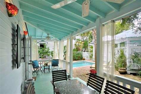 vintage luxury cottage key west rentals