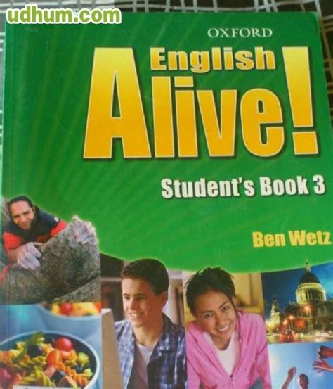 World Student Book 3 oxford alive student s book 3