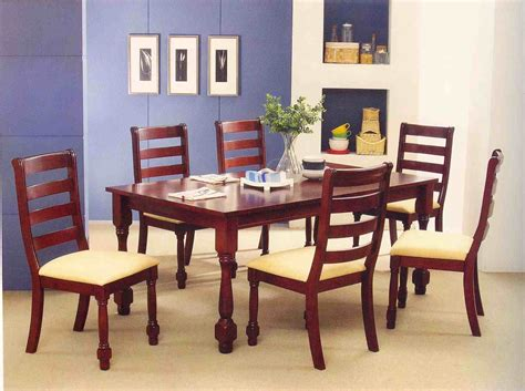 Dining Room Furnitures Dining Room Set For Even More Tastier Meals Home Furniture Design
