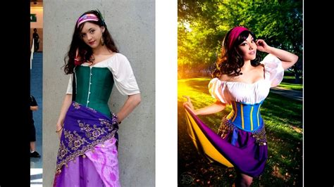 esmeralda costume ideas halloween costumes youtube
