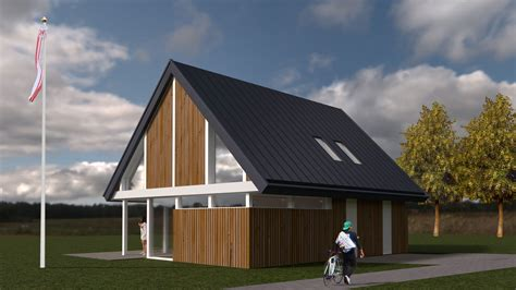 houten huis bouwen prijzen loft woning bouwen schuurwoning bouwen