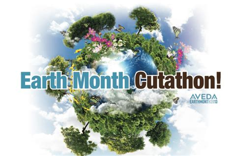 Aveda Celebrates Earth Month by Gila Rut Aveda Salons Fundraiser Valley San Diego