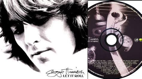 george harrison best album george harrison let it roll greatest hits album