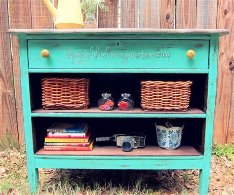 vintage furniture recycled old dresser makeover spoonful of imagination