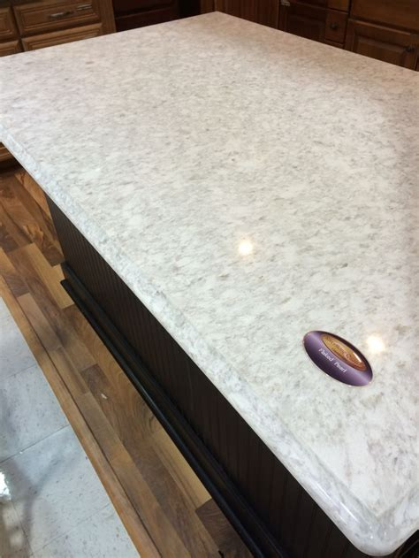 Menards Countertop by Riverstone Quartz Flaked Pearl Menards Kitchen