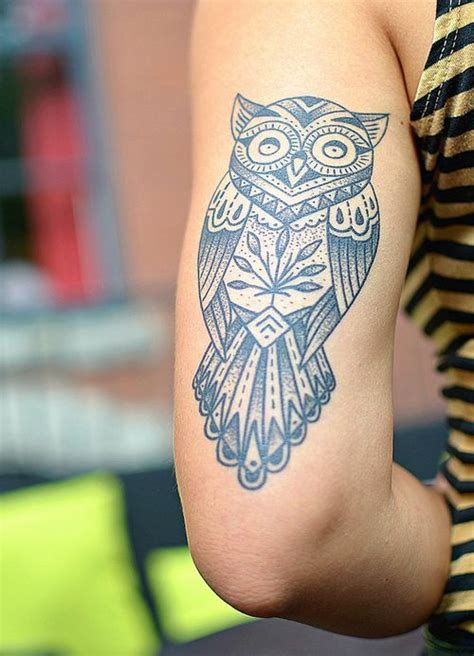 tattoo owl on arm arty black owl arm tattoo i fucking love tattoos