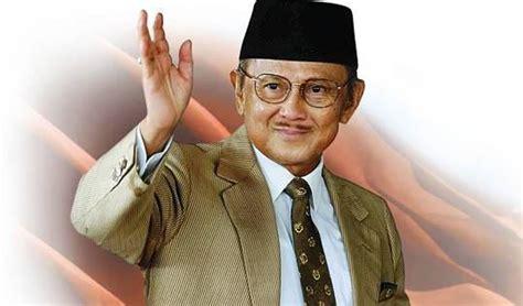 biodata bj habibie dalam bahasa indonesia rahasia kehidupan b j habibie yang jarang diketahui banyak