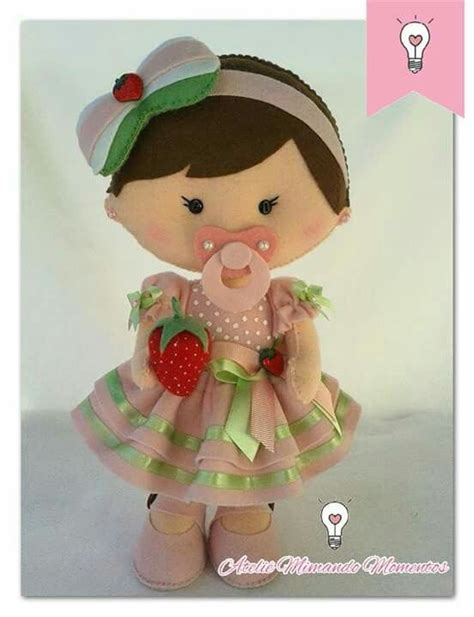 Boneka Patchwork Dolls Apple 118 best images about bebes on decoupage baby and felt