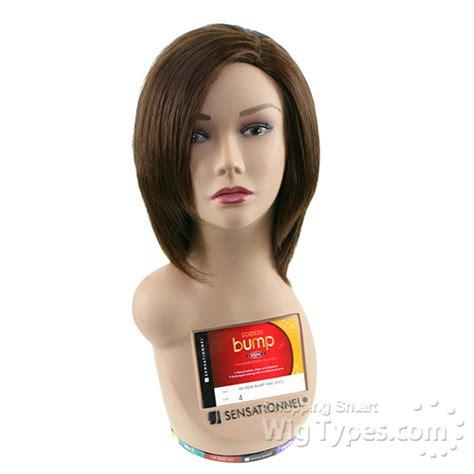 sensationnel 100 remy human hair weave goddess bump