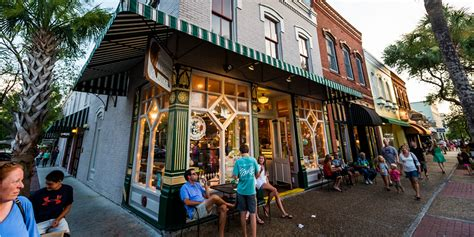 Beach Theme Home Decor by Amelia Island Transforming Downtown Centre Street For