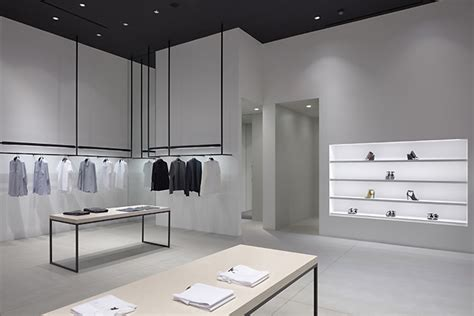 shop layout theory theory shop by nendo los angeles california 187 retail