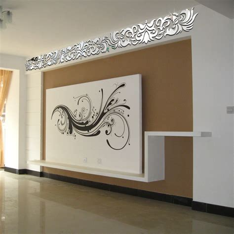continental wall stickers diy home decoration ceiling