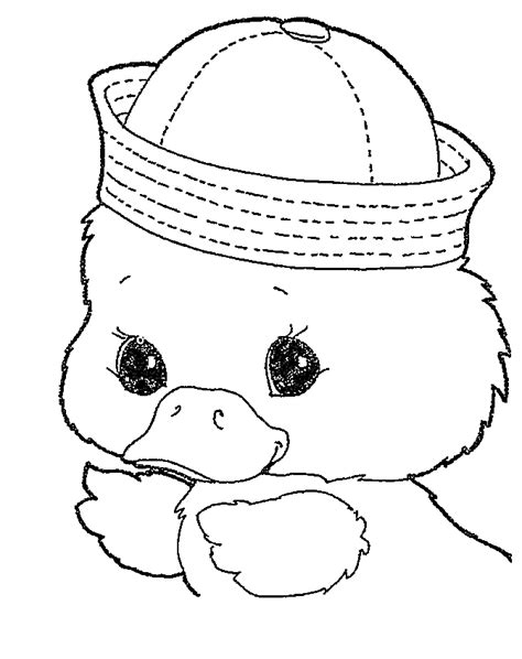 duck coloring pages to print az coloring pages