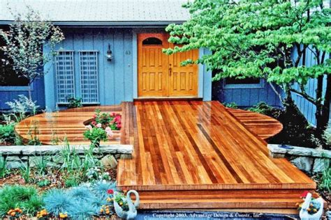 mixing oil  water professional deck builder