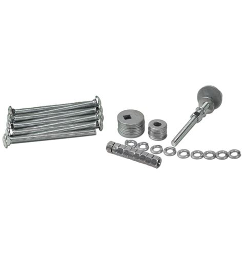 Bed Frame Bolts Bed To Frame Bolt Kit Zinc Sh Classic Chevy Truck Parts