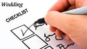 wedding checklist manila manilaweddingplanners