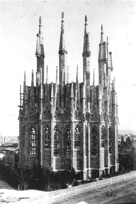 17 Best images about History of the Sagrada Famila on