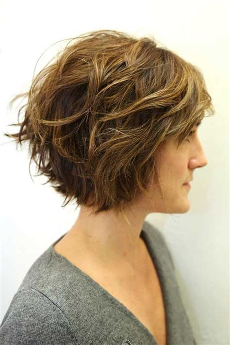 Is A Layered Razor Cut Good For Fine Thin Hair | razor cut hairstyles for short hair the best short