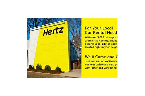 hertz hle coupons