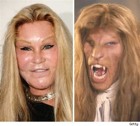 Looks Like One Mess by Jocelyn Wildenstein Before And After Plastic Surgery