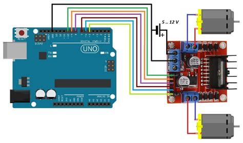 arduino dc motor direction arduino dc motor coeleveld