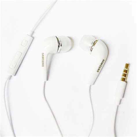 Headset Samsung 2 Original samsung ehs64avewe wired headset with mic price in india buy samsung ehs64avewe wired headset