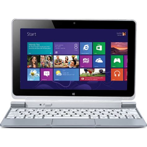Tablet Acer Plus Keyboard acer iconia w510 10 1 quot 64gb windows 8 tablet keyboard