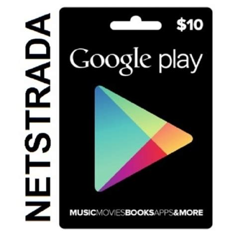 10 Google Play Gift Card - google play 10 gift card store vouchers prepaid code emailed worldwide 10