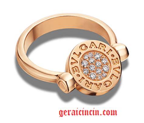 Cincin Blgari 8 cincin kawin emas pernikahan call wa 085877344445