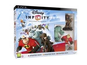 Infinity For Ps3 Disney Infinity Starter Pack Sony Ps3 New And