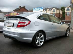 mercedes c220 cdi coupe 2005 for
