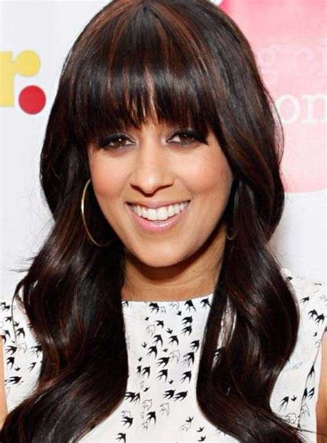 black women s weave hairstyles with bangs hairstylesco