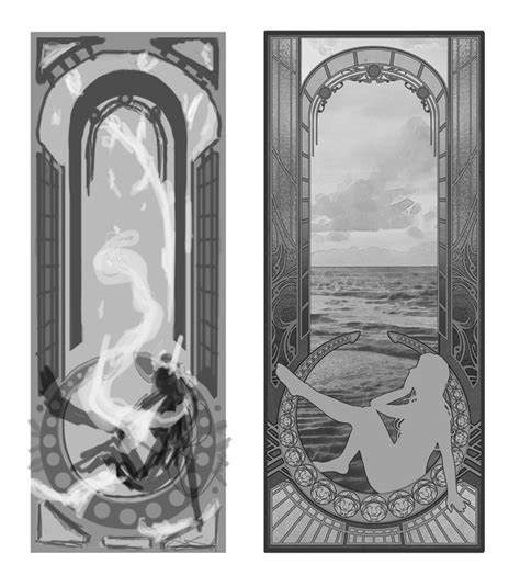 alpha omega art nouveau pre alpha omega a fantasia of art nouveau pre deadline update