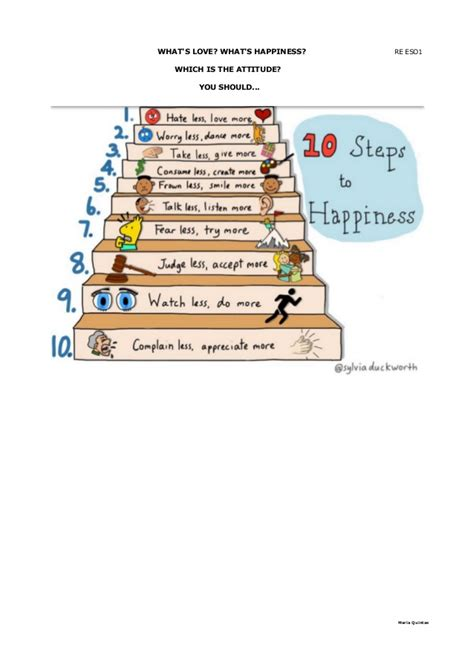 Ten Steps To Happiness by 10 Steps To Happiness