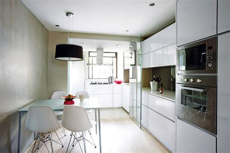 kitchens for flats gorgeous open concept kitchens for small hdb flats home
