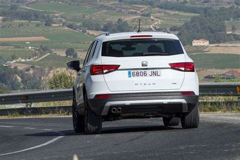 Seat Ateca 1.4 TSI Xcellence (2016) review by CAR Magazine