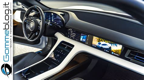 porsche electric interior porsche mission e cross turismo how it s made the
