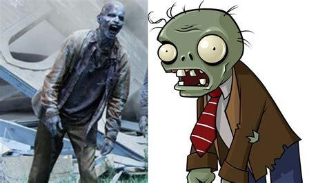 Zombies Zombies Zombies plants vs zombies zombies in real