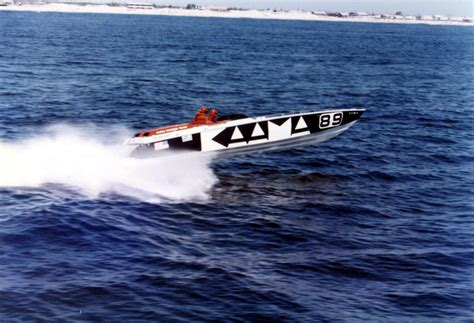scarab boats history origin of kaama offshoreonly