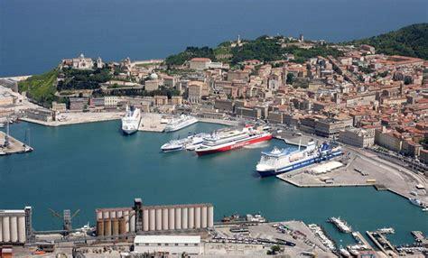 italia ancona ancona strategic adriatic location cruise industry news