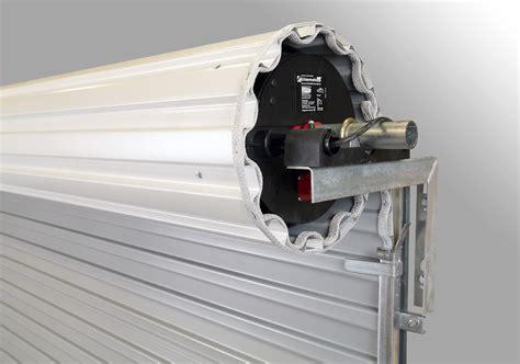 gliderol single skin roller door laminated finishes