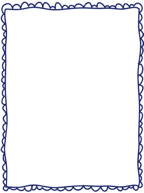 Printable Borders Free Borders For Word Clipart Best