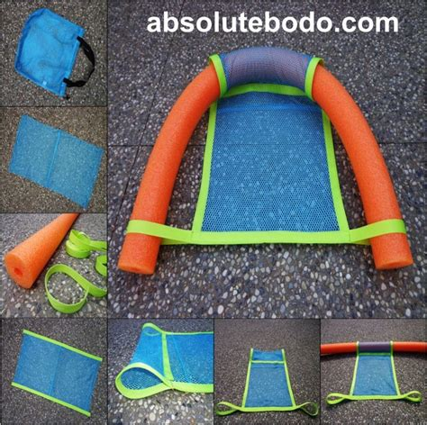 Pool Noodle Chair by Pool Noodle Chair Crafts And Diys