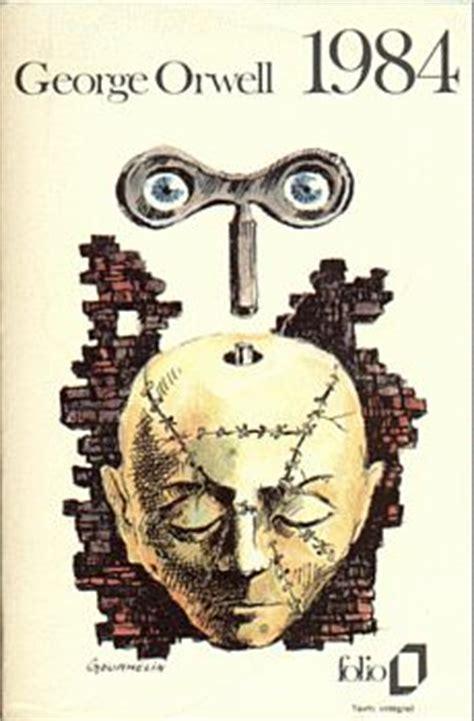 Gw 177 Cowo Big 1984 george orwell fiche livre critiques adaptations noosfere