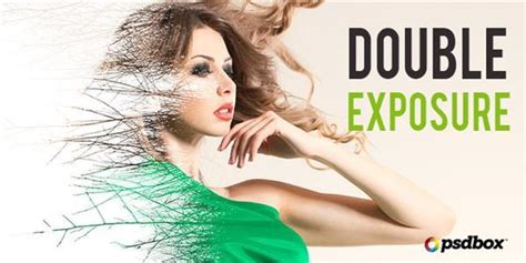 tutorial double exposure di photoshop double exposure photo effect photoshop tutorials psddude