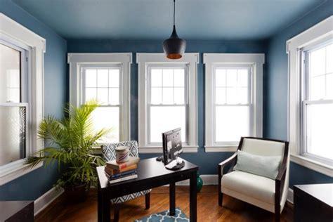blue home decor 21 blue home office designs decorating ideas design