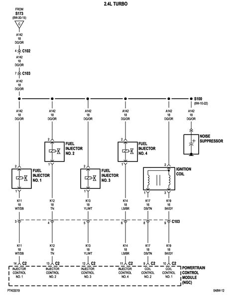 wiring diagram for 2002 pt cruiser get free image about