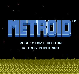 vgmrips • view topic metroid